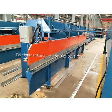 Hydraulic Steel Panel Press Bending Machine