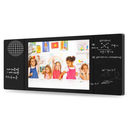 kids teaching smart nano blackboard