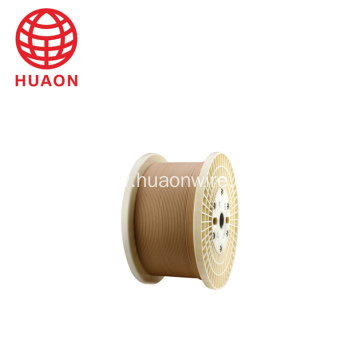 ZBL paper covered aluminium wire