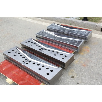800mm high precision melt blown mould