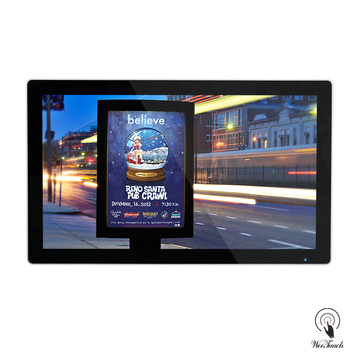 32 Inches Digital Information Screen for Sidewalk