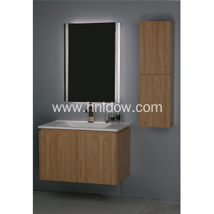 Modern pure acrylic basin for boothroom cabinet