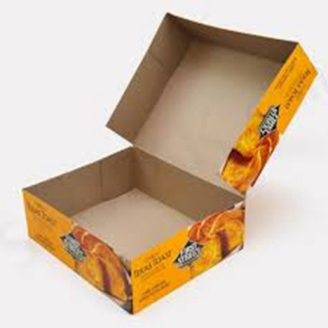 Printing foldable art paper box frozen food packaging