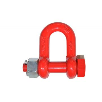 G8 BOLT TYPE ALLOY DEE SHACKLE