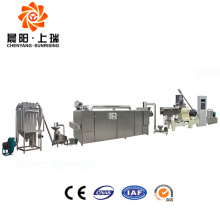 Baby food extruder baby powder machine