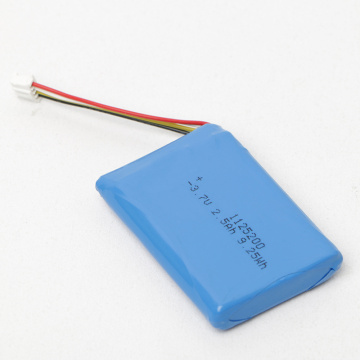 OEM 603060 1S2P 3.7V 2500mAh Lipo Battery Pack