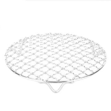 Easy Clean round BBQ Grill Wire Grates