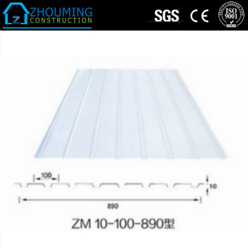 Galvanized Corrugated Color Roof Steel