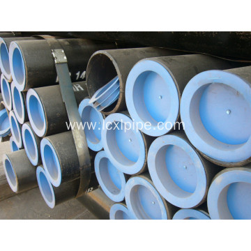 round steel pipe heavy wall thickness