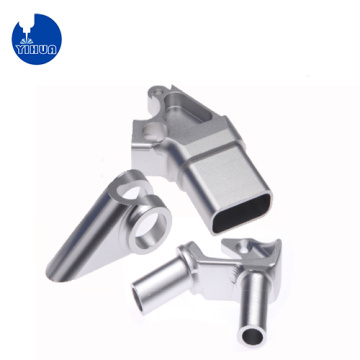 Sandblasted Aluminum Bike Parts