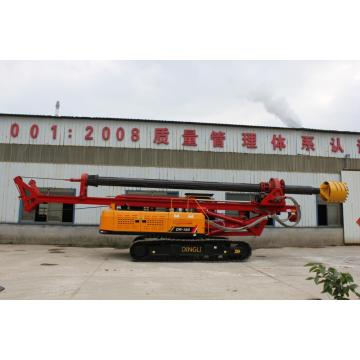 DINGLI  produce Pile driving machinery