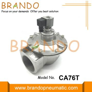 CA76T Bag Filter Diaphragm Pulse Valve 24V 220V