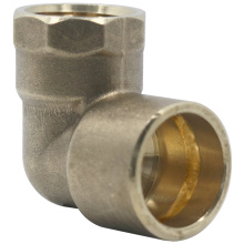 Brass Solder Ring Fittings Elbow