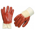 PVC Coated Gloves with 10""