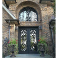 Wrought Iron Security Doors