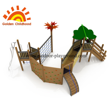 Climbing Panel Outdoor Playground Equipment