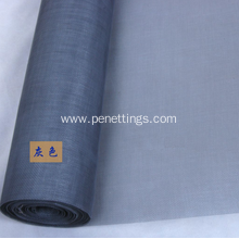 Factory Fire Resistant White Fiberglass Window Screen