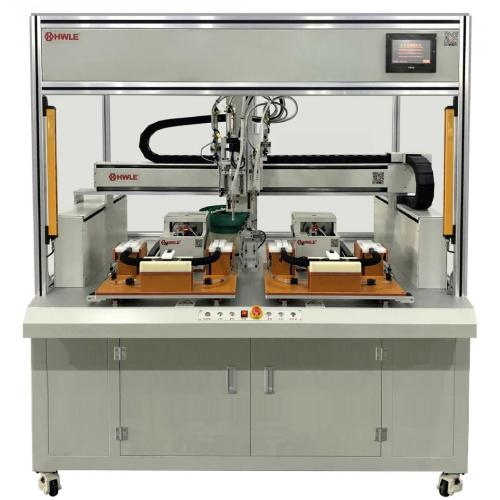Precision screw Dragon Door Screw Locking Machine