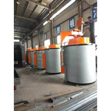 New Design Pit Type Tempering Furnace