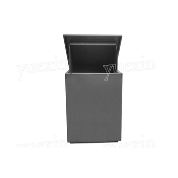 Garden Large Powder Coated Parcel Drop Boxes