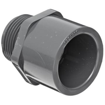 Series PVC Pipe Fitting Adapter
