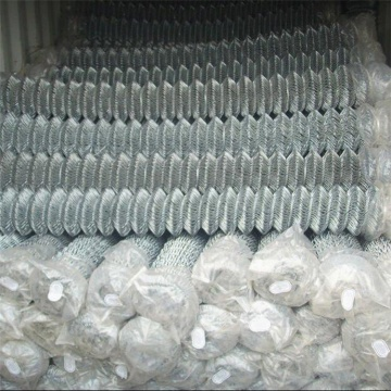PVC Coated GI Wire Chain Link Fence