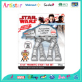 STRA WARS At-At magnetic sticky tab set