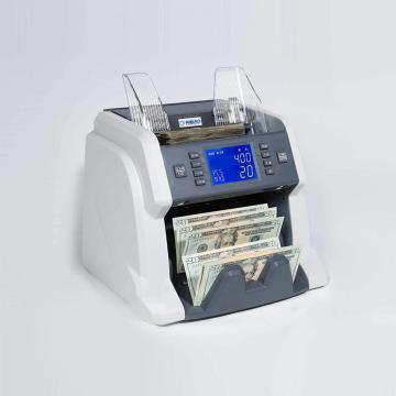 High speed portable currency counter for Poland
