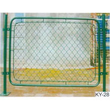 factory supply Galvanized /PVC Coated chain link fence