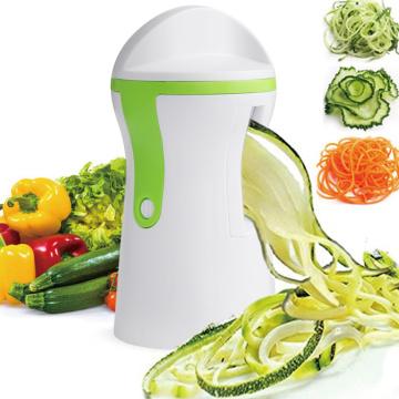 Blades Vegetable Spiralizer Slicer Handheld Spiral Cutter Grater Cooking Tools Spaghetti Pasta Kitchen Cooking Tools
