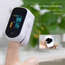 OLED display smart pulse oximeter