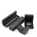 pu leather jewelry packaging box
