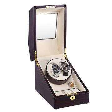 double slot automatic watch winder