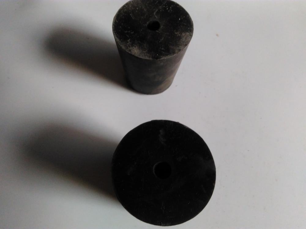 Cylindrical Rubber Bumpers