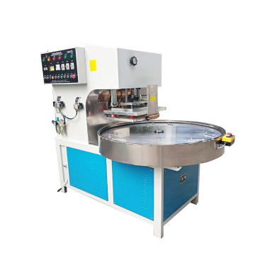 Automatic rotary high frequency sealing machine