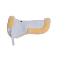 High quality genuine Sheepskin half pad