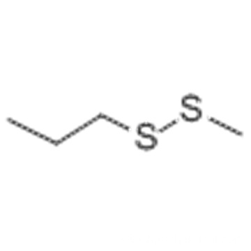 Methyl propyl disulfide CAS 2179-60-4