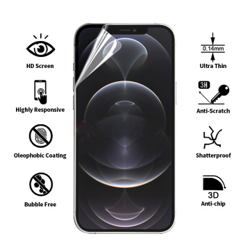 Anti scratch Touch Sensitive mobile phone screen protector