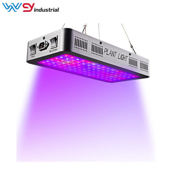Double Switch BLOOM/VEG 600W LED Plant Grow Light
