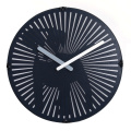 Mid Light Animated Dog Clock mit Licht