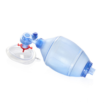 portable infant manual oxygen resuscitator for adult