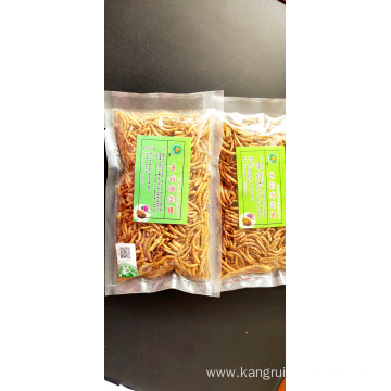 Superior Quality Mealworms with High Protein for Export
