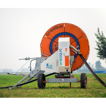 Agricultural Watering hose reel irrigation machine