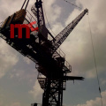 12t luffing type tower crane