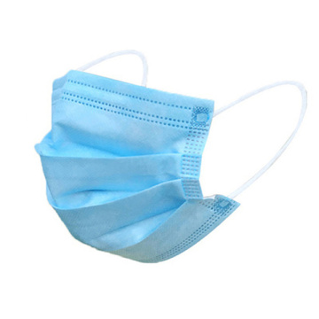 In Stock 3 Ply Earloop Disposable Face Mask