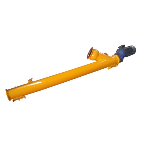 LSY219 shaft electric cement screw conveyor