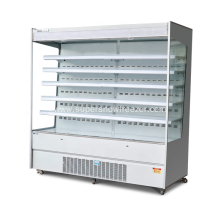 plug in type multi deck grocery refrigerated