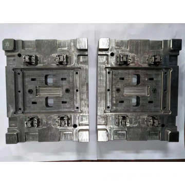 Mold Component From Injection Mould Part