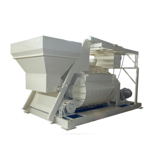 commercial electric self loading concrete mixer machine