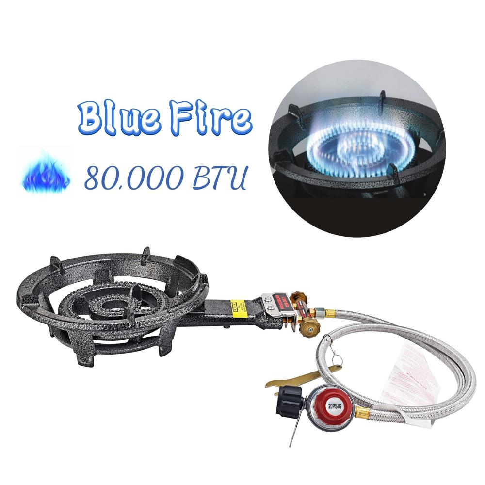 80,000 BTU Outdoor Burner Stove